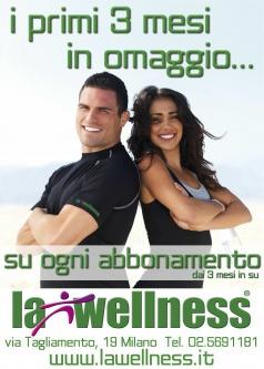 Wellness via tagliamento milano